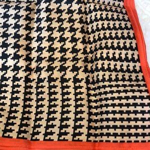 Ann Taylor Classic Silk Scarf - NEW